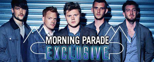 Esclusiva VidZone: Intervista ai Morning Parade