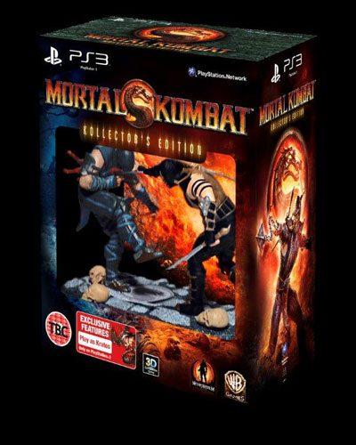 Mortal Kombat Kollector's Edition e Screen del Gioco!!
