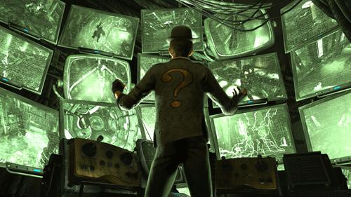 Batman: Arkham City, il nuovo video di gameplay e le nuove Immagini!