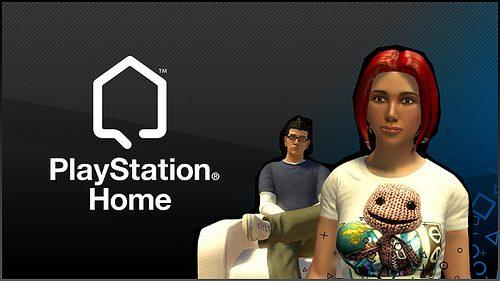 PlayStation Home Versione 1.50 in Mostra alla GDC