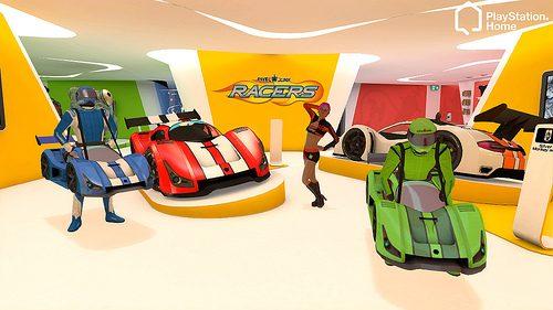 PlayStation Home: Abbigliamento da Corsa e Amici Ricoperti di Pelo