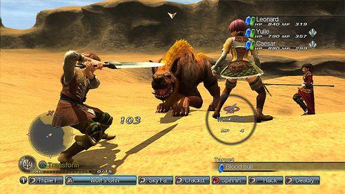 White Knight Chronicles Torna su PS3 e Debutta su PSP!