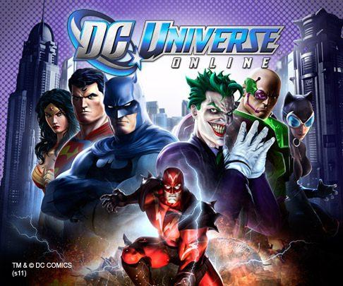 DC Universe Online Prossimamente su PSN!