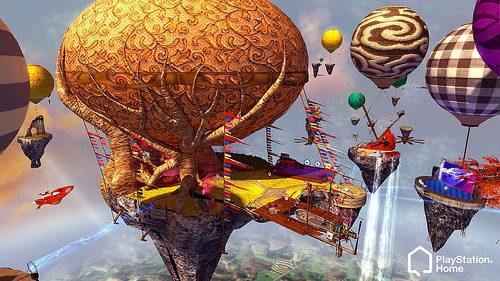 PlayStation Home: Benvenuti in Aurora