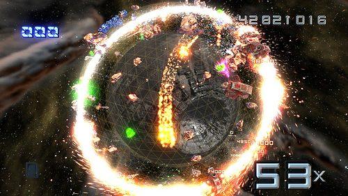 Nuovo DLC per Super Stardust HD DLC: la Modalità Impatto!