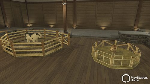 PlayStation Home: Regno animale
