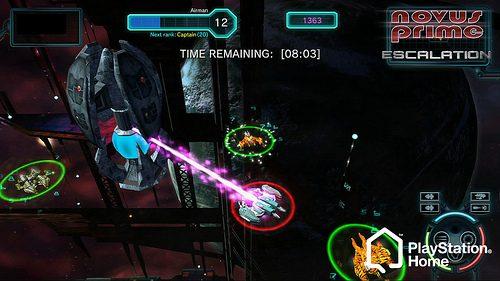 L'Universo di Novus Prime si Allarga con Novus Prime: Escalation, in Arrivo su PlayStation Home il 31 Marzo