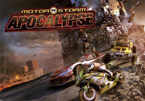 Prenota la tua Fine del Mondo con MotorStorm Apocalypse!!