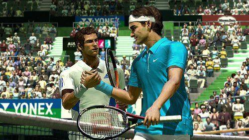 Novità sulle Demo di Virtua Tennis 4