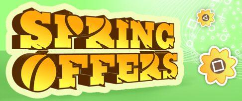 Aggiornamento del PlayStation Store – Offerte di Primavera 2011