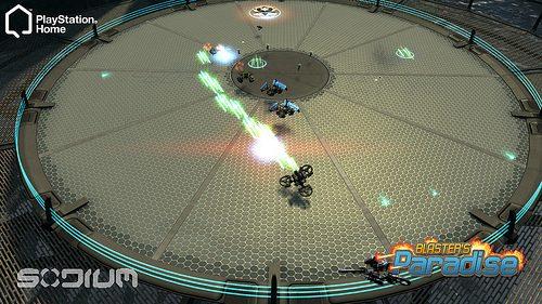 PlayStation Home: è Arrivata la Versione 1.50