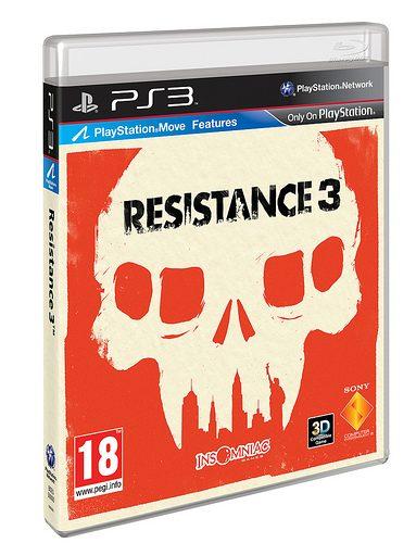 Svelata la Grafica della Confezione di Resistance 3