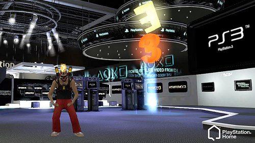 PlayStation Home: Filmato dell'E3