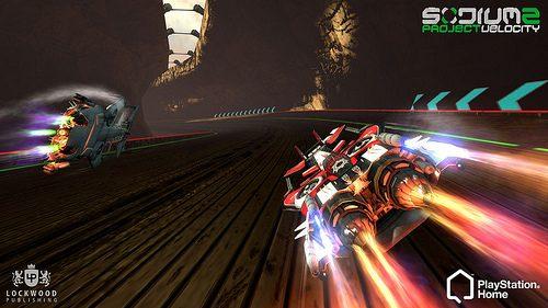 PlayStation Home: è Arrivato Sodium 2 Project Velocity