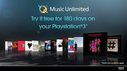 180 Giorni di Q Music Unlimited Gratis per PS3