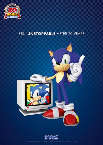 20 Candeline per Sonic!