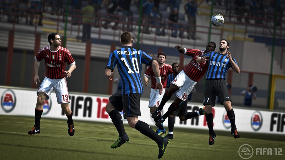 Il 'sondaggione' Facebook della settimana: FIFA 12 o PES 12?