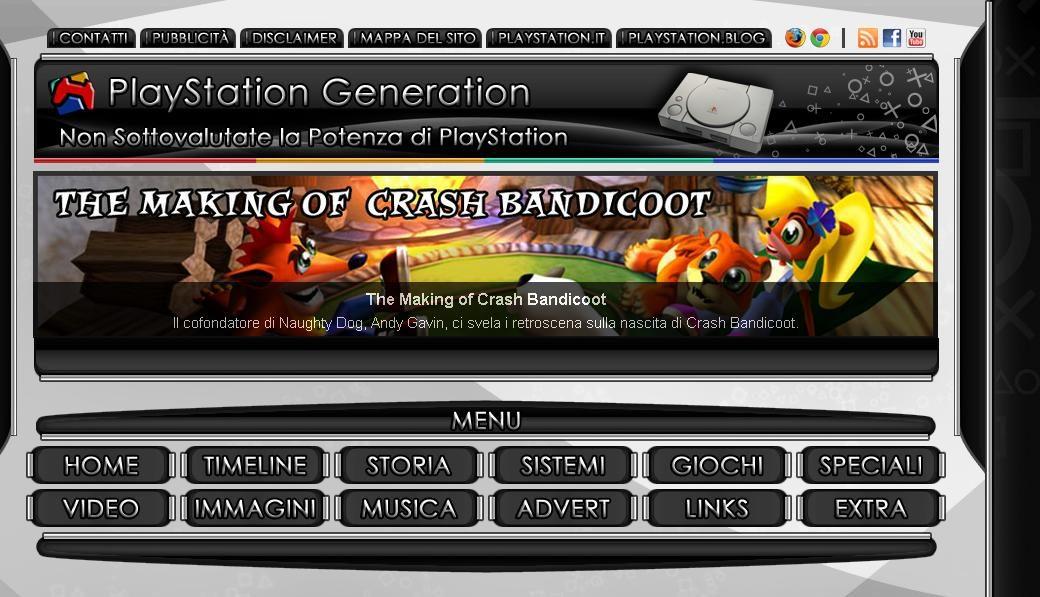 All Around The Web: un blog dedicato a PlayStation