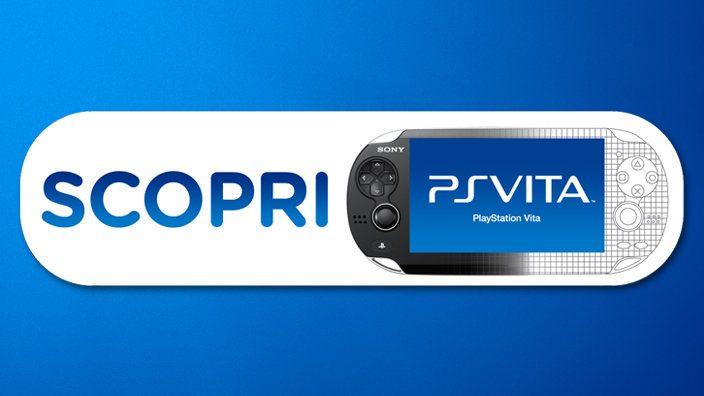 """Iscriviti a """"Scopri PS Vita"""" e prova la rivoluzione del gioco portatile"""