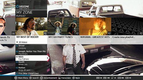 Nuovo VidZone 2.0!!! Libera il vero potere dei video musicali!