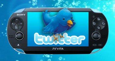 Come usare Twitter su PlayStation Vita