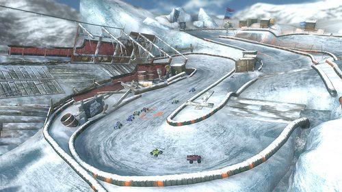 MotorStorm RC: Video di allenamento del gioco competitivo online