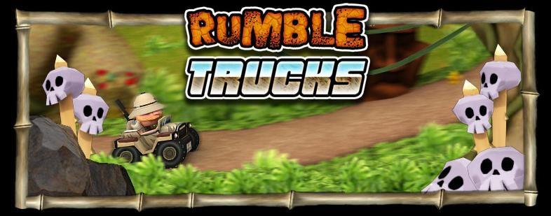 Rumble Trucks sfreccia oggi su PSN