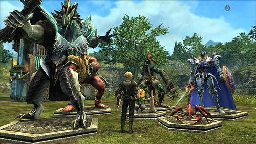 Aggiornamento per White Knight Chronicles II