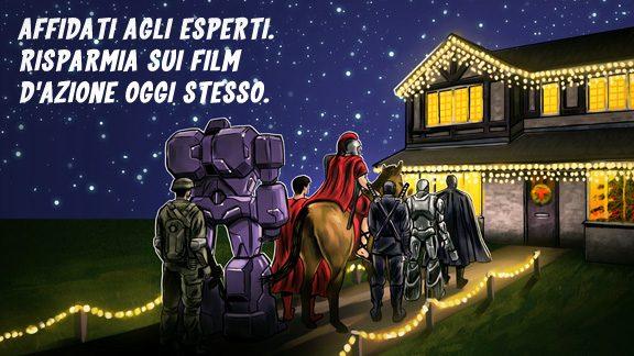 Questo Natale goditi fantastici film a prezzi scontati