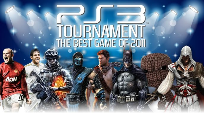 PS3 Tournament: The best Game of 2011