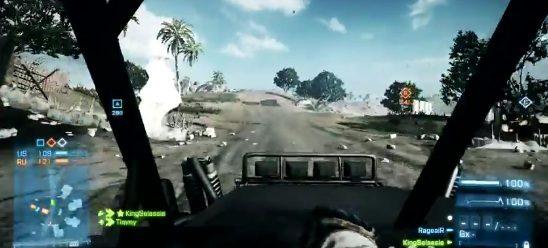 BF3: è uscita la DLC di Back To Karkand. Ecco un nuovo trailer del gioco