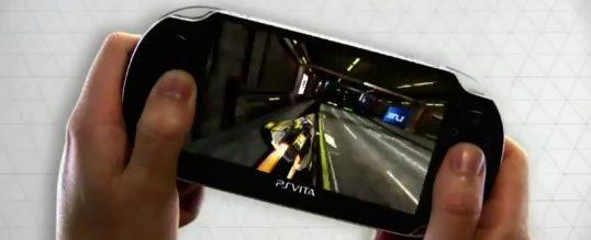 Uno sguardo da vicino a Wipeout 2048 per PS Vita