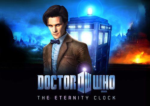 Creare mostri per Doctor Who: The Eternity Clock