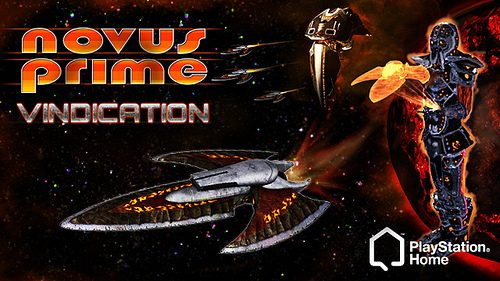 PlayStation Home: difendi la flotta terrestre su Novus Prime: Vindication
