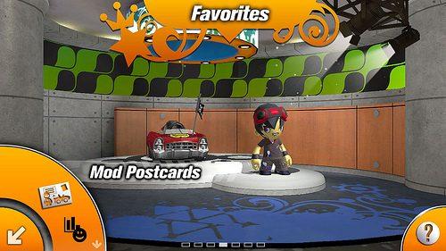 ModNation Racers: Road Trip – Mod Cartoline!