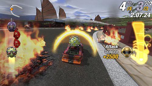 ModNation Racers: Road Trip: un gioco d'abilità