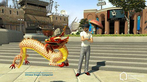 Aggiornamento PlayStation Home del 18 Gennaio 2012