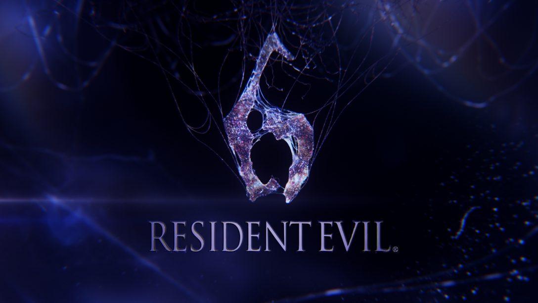 Trailer di annuncio Resident Evil 6