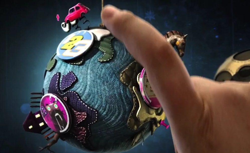 Inside PS Vita: Gioca. Crea. Condividi.