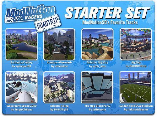 ModNation Racers: Road Trip: è l'ora di PS Vita, baby!
