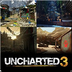 DLC Fort Co-Op adventure per Uncharted 3 e nuovi Skin Pack