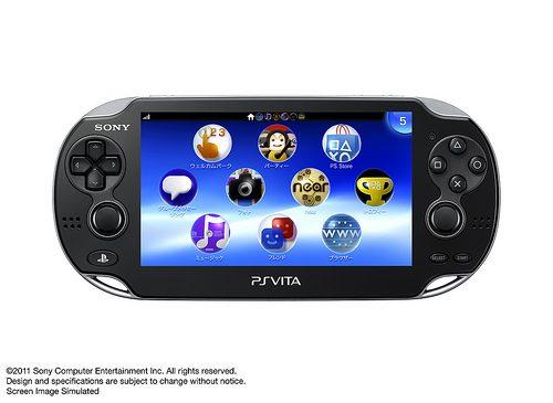 Ecco PlayStation Vita