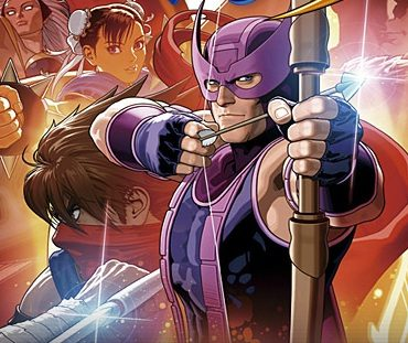 Ultimate Marvel Vs Capcom 3 su PS Vita