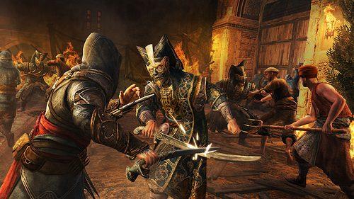 Assassin's Creed Revelations questo venerdì su PSN