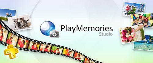 PlayMemories Studio in uscita oggi su PS Store senza costi aggiuntivi per gli utenti PS Plus