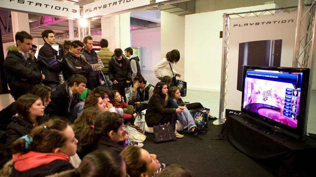 PlayStation Vita al Salone dello Studente