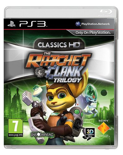 The Ratchet & Clank Trilogy – In arrivo a maggio 2012