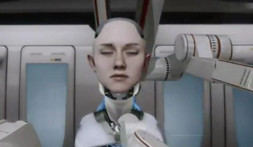 Quantic Dream presenta KARA