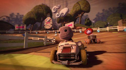 LittleBigPlanet Karting è in arrivo su PS3!