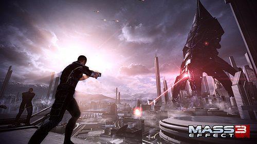 Mass Effect 3 disponibile domani